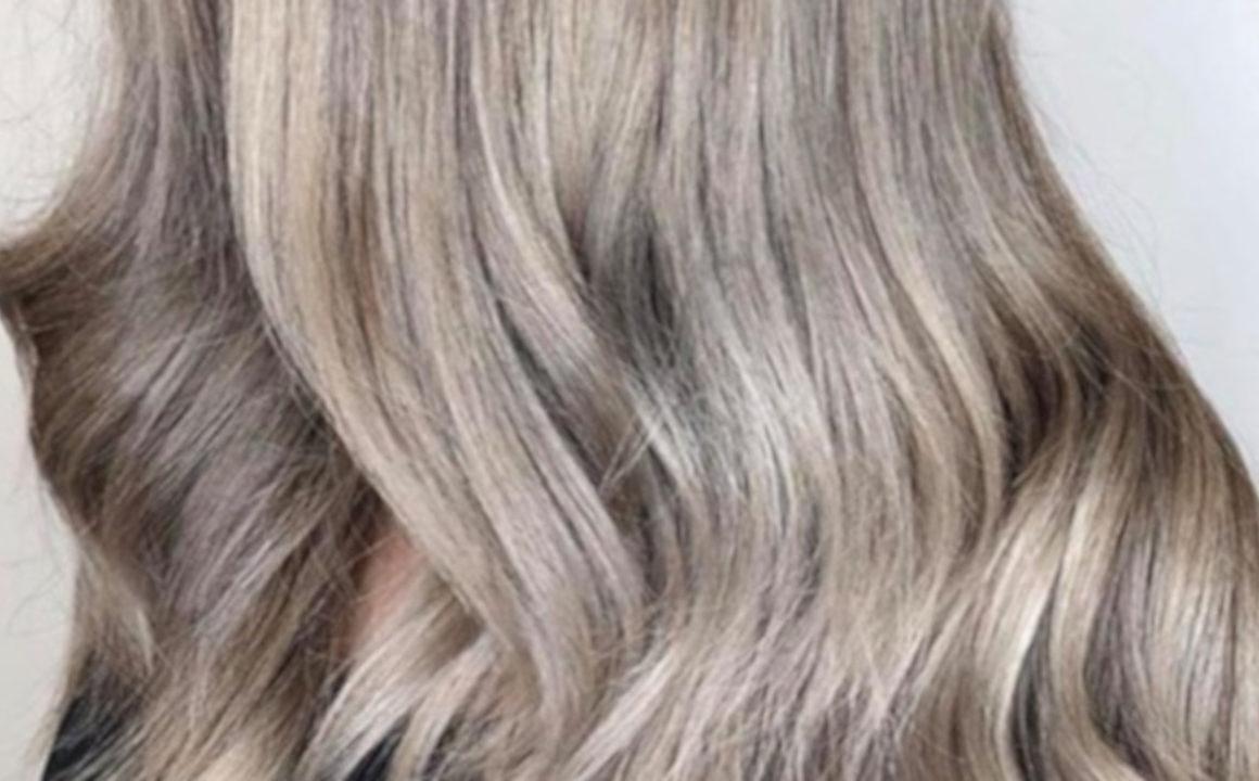 Mushroom Blonde Hair Color Trend 2