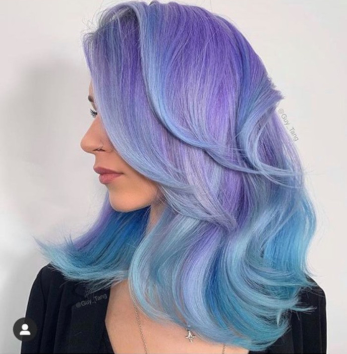 Bright Hair Colors That Are Perfect For Fall