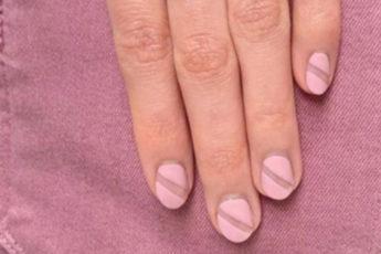 Classy Nail Art For Short Nails