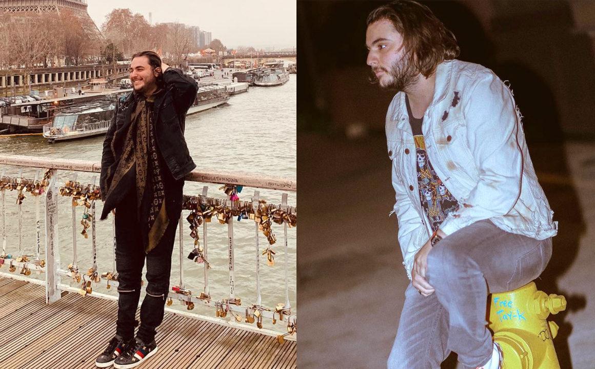 About designer Scandall Italy Dylan Ifergane