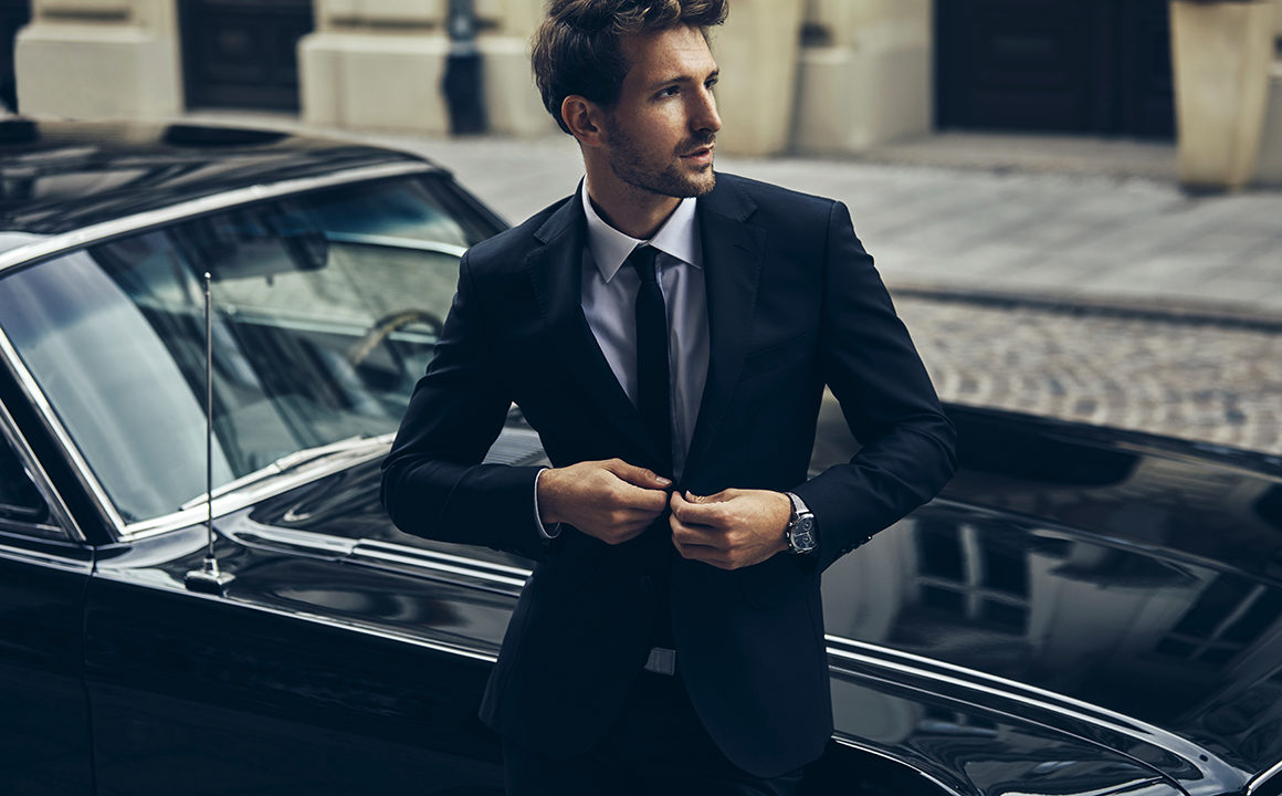 Three Piece Suits – Off the Peg or Bespoke | Fashionisers©