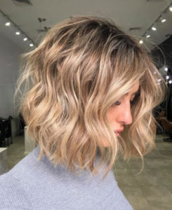 curly bob hairstyles for fall