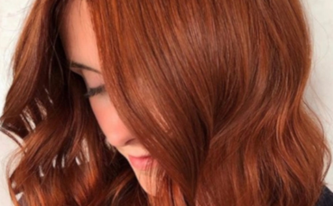 ginger beer hair color trend 6