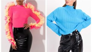 how to wear neon pieces in fall