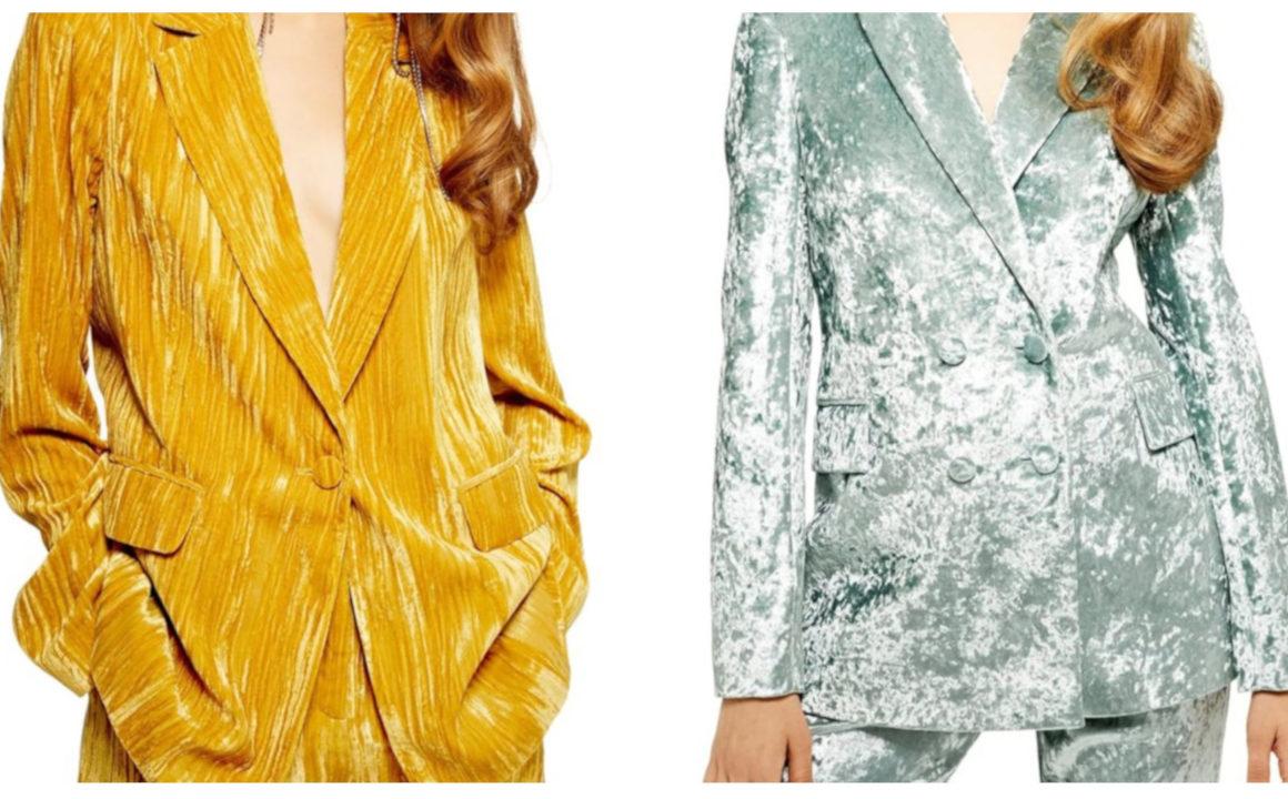 Velvet Fashion Trend Guide 10 Chic Velvet Pieces To Shop Rn Fashionisers C