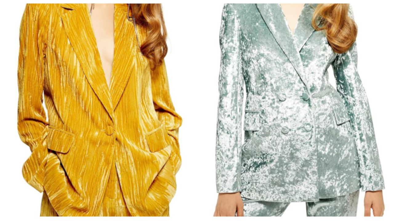Velvet Fashion Trend Guide 10 Chic Velvet Pieces To Shop Rn Fashionisers C