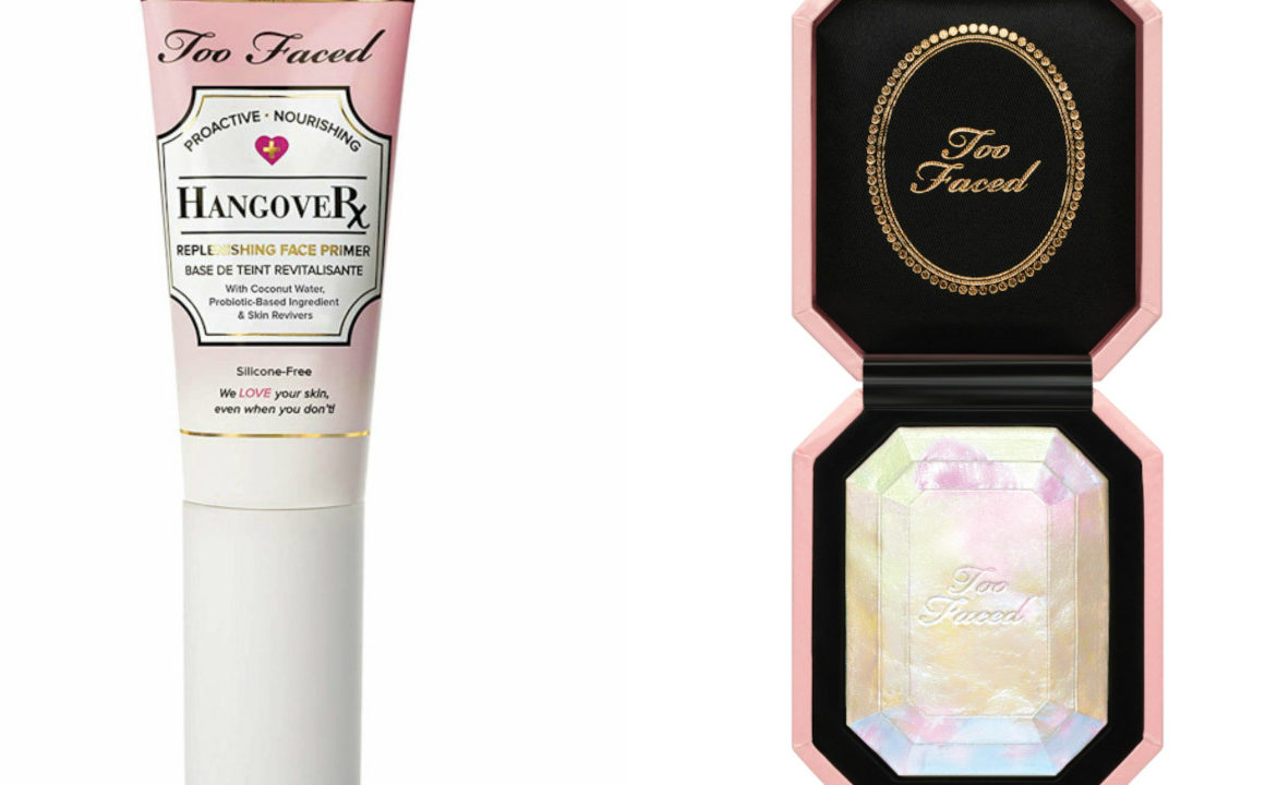 too faced makeup products