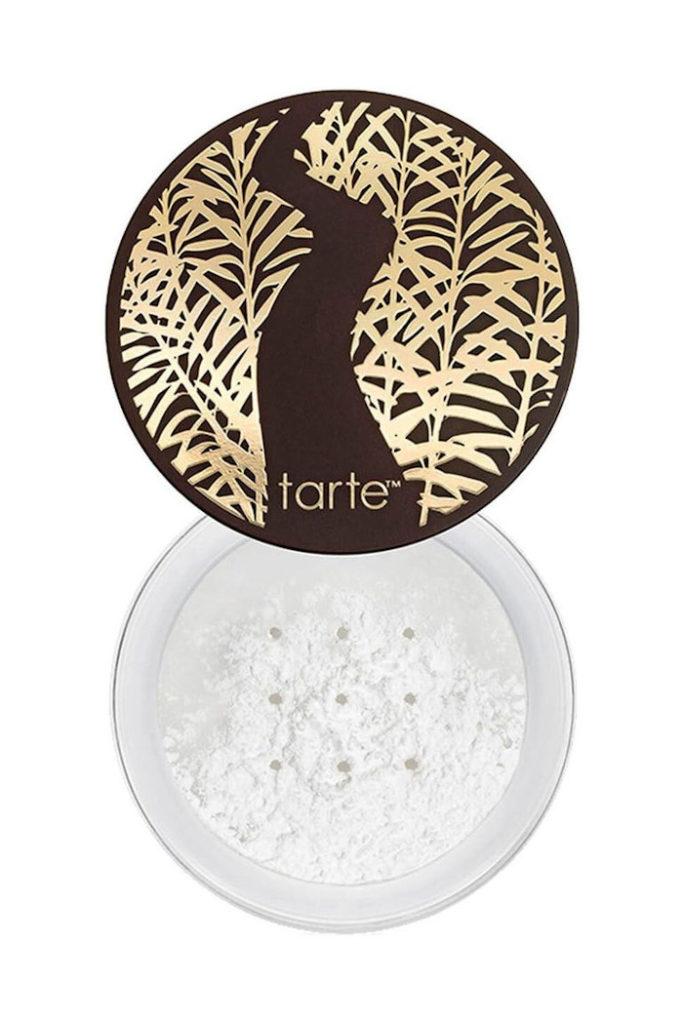 best setting powders - tarte smooth operator amazonian clay finishing powder