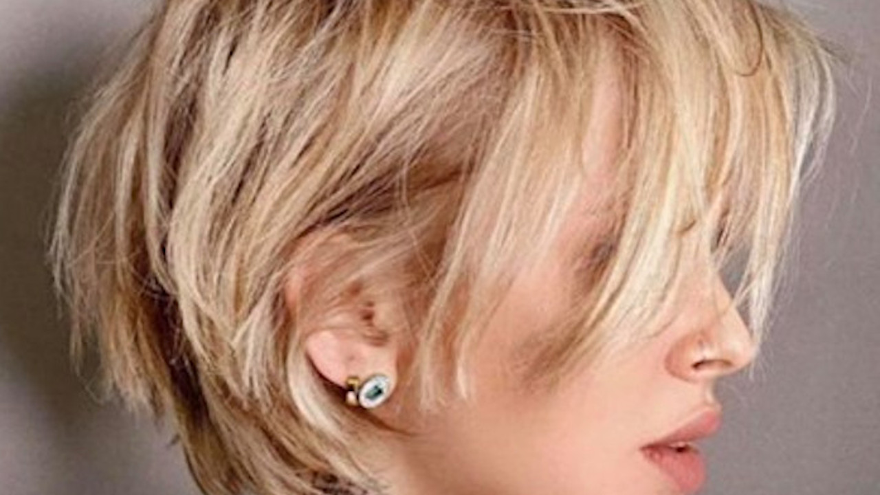 Get The Most of Thin Hair With These Short Hairstyles | Fashionisers©