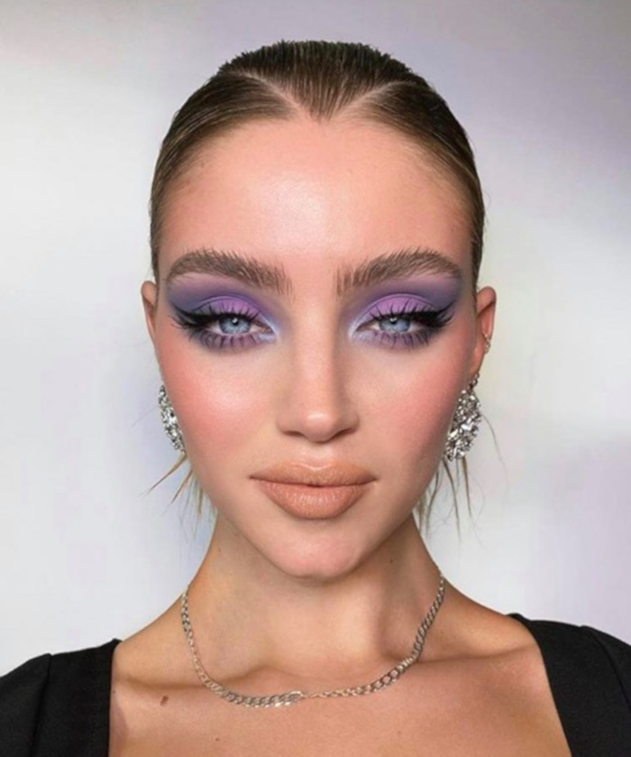 pastel makeup trend