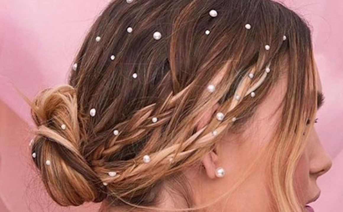 Pearl Hair Trend