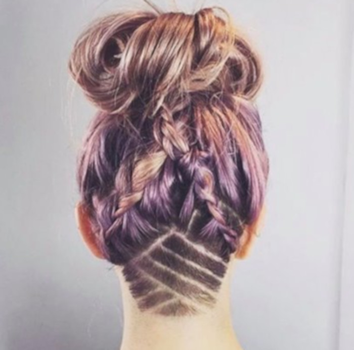 coolest undercut hairstyles for women
