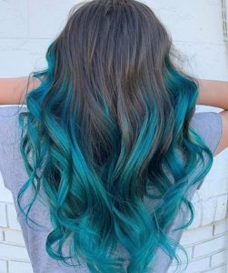 dark hair colors