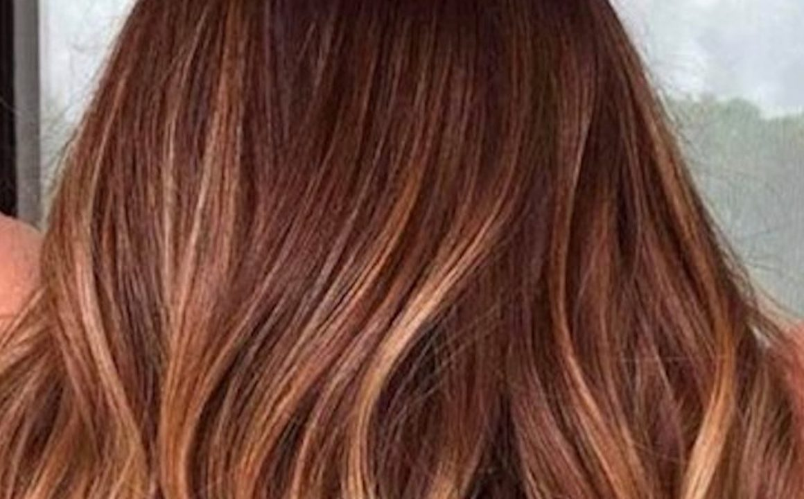 Gingerbread Caramel Hair