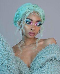 pastel makeup looks