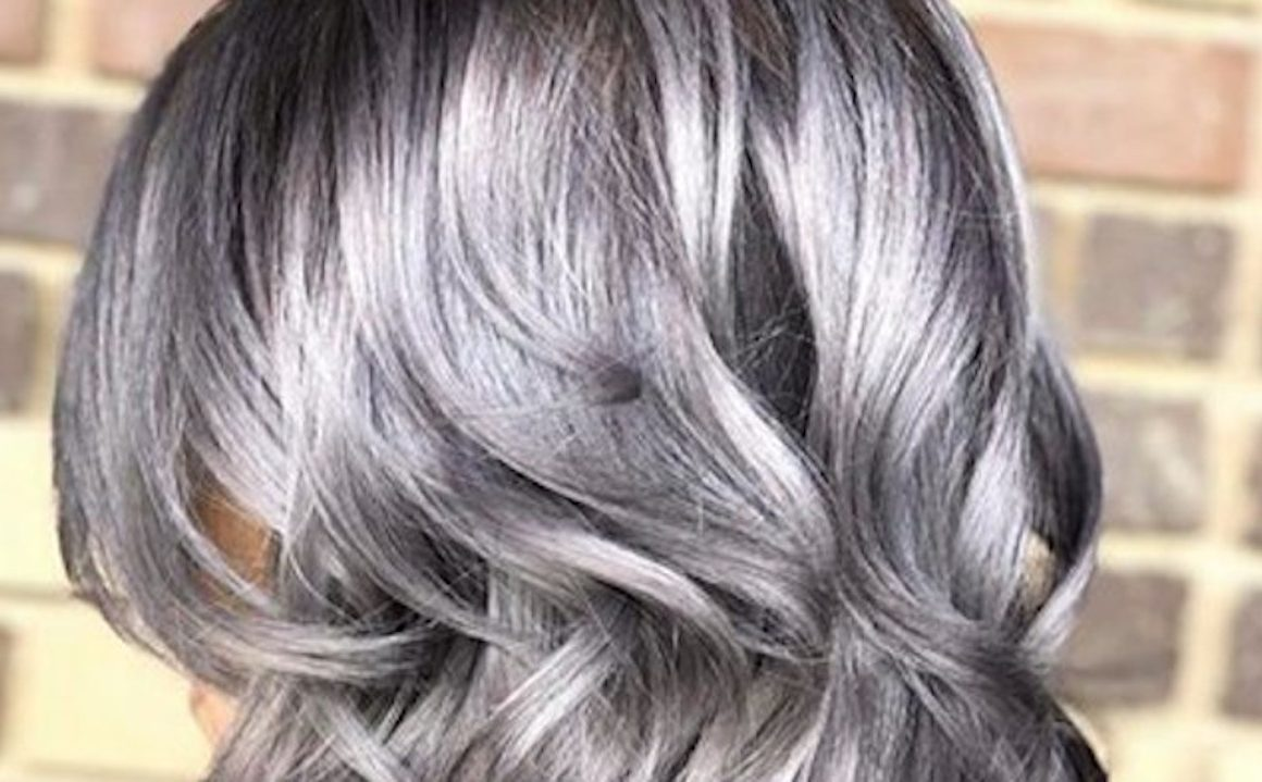 The Prettiest Shades Of Silver Hair Gray Hair To Inspire Your Next Makeover Fashionisers C