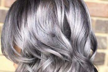 Shades Of Silver Hair Grey Hair