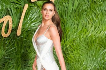 The-Hottest-Celebrity-Silk-Dresses-Irina-Shayk-main-image
