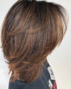 layered haircuts for spring