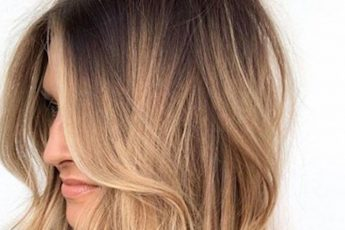 Mid-Length Layered Haircuts
