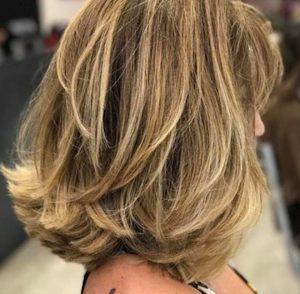 mid-length layered haircuts