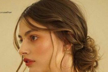 Celebrity Glamorous Updo Hairstyles