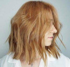 gingerbread caramel hair color