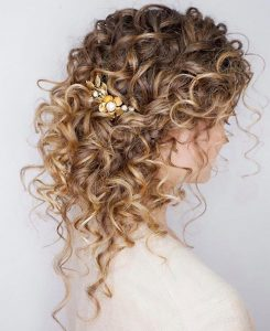 lovely wedding guest hairstyles