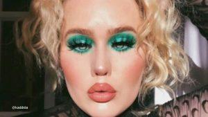 Emerald Green Makeup Looks For Summer