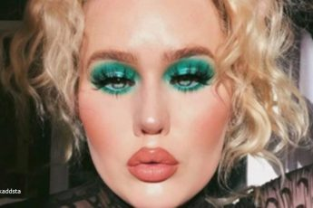 Emerald Green Makeup Looks For Summer