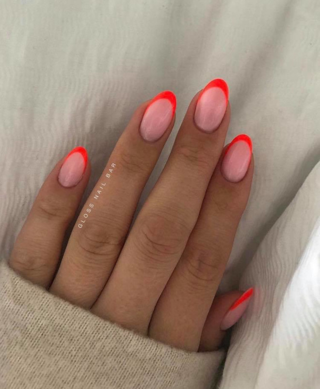 fresh modern takes on french manicure for summer