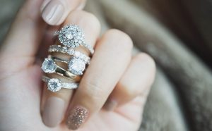 selection-of-engagement-rings