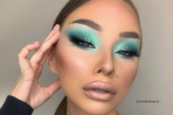 Cool Toned Makeup Looks