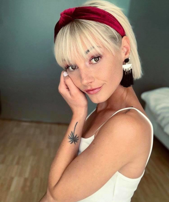how to style your bob with bangs this summer