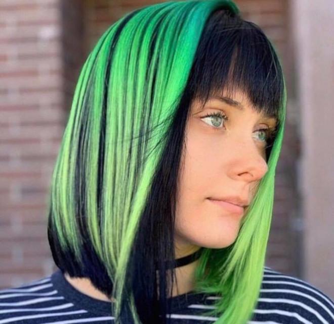 neon hair colors