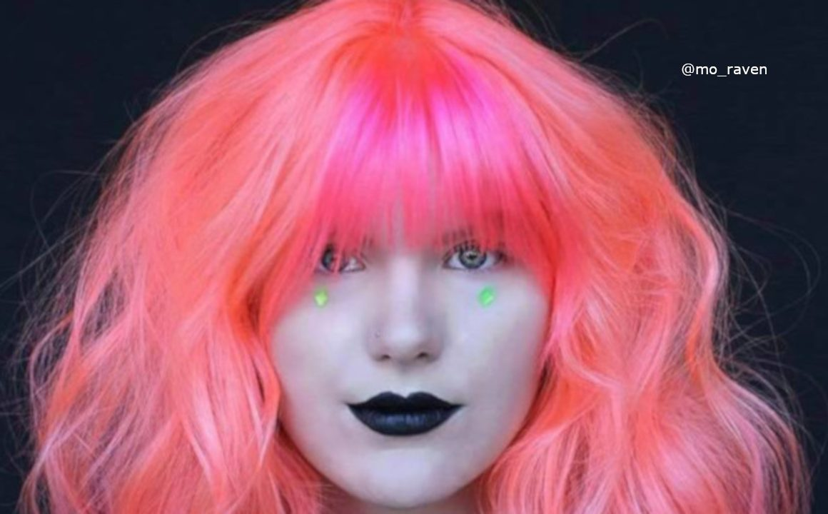 Neon Hair Colors