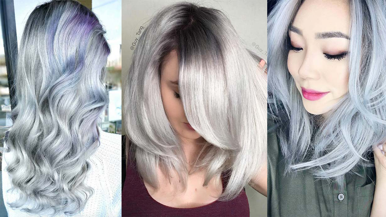 85 Silver Hair Color Ideas And Tips For Dyeing Maintaining Your Grey Hair Fashionisers C