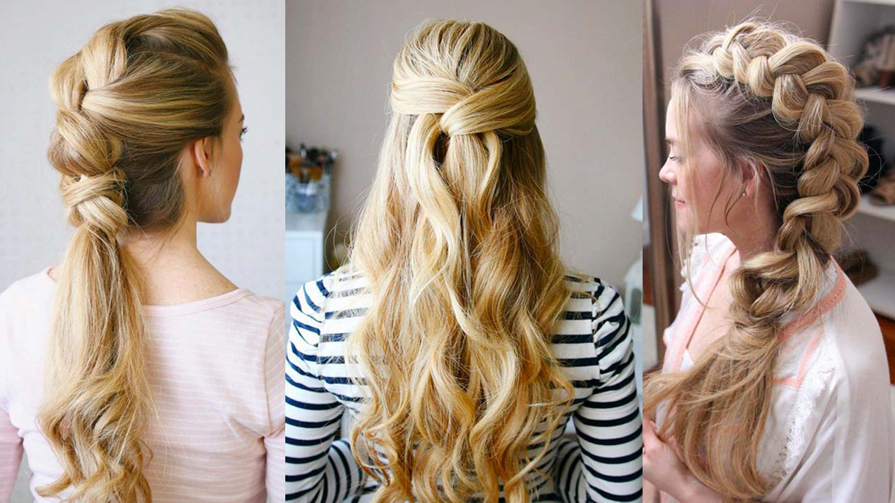 12 Trendy Long Hairstyles For Women To Try in 12  Fashionisers©