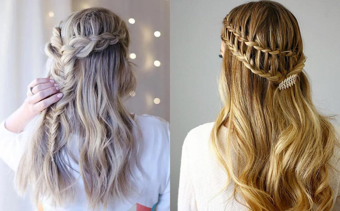 2020_trendy_braided_hairstyles_half_up_braids_main_image