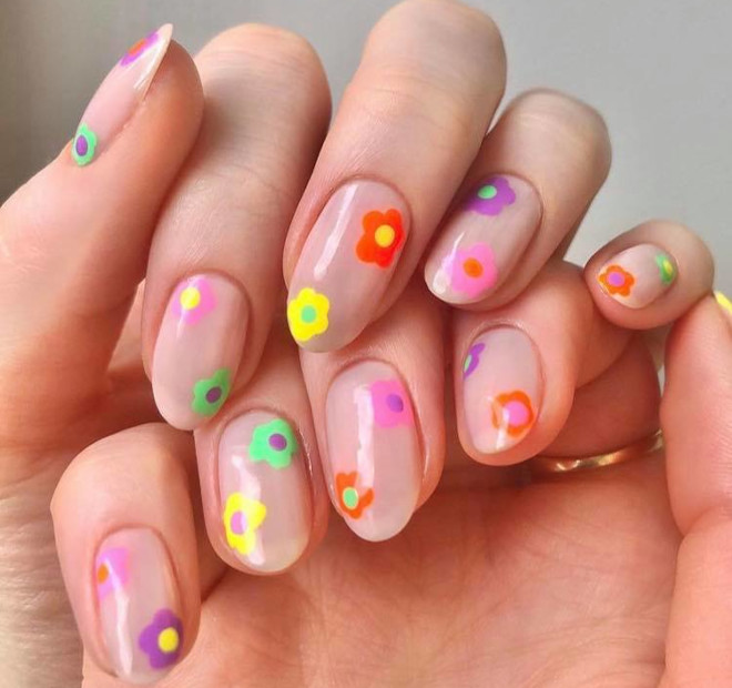easy diy manicures to try