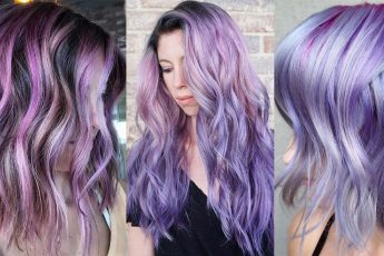 fashion_makeup_tips_for_lavender_hairstyles_lavender_purple_hair_inspo