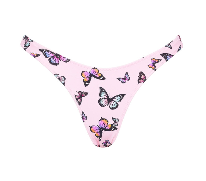 New Butterfly Swim Collection From White Fox Swim - Belmont Bottoms