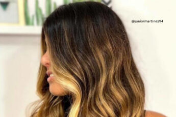 Golden Brunette Hair Color Ideas For Fall