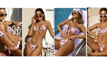 New Butterfly Swim Collection From White Fox Swim