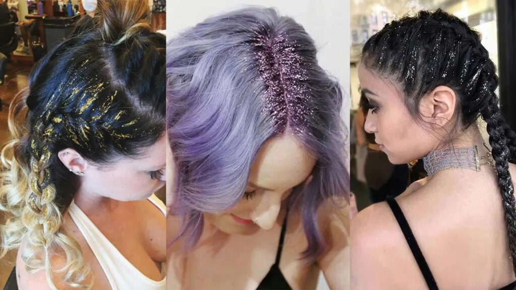 rainbow_glitter_hairstyles_ideas_trend_glitter_hair
