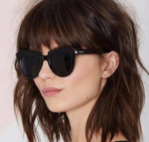 ways to style your lob this fall