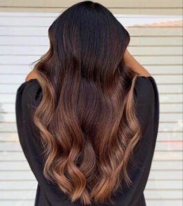 which fall hair color to try based on your zodiac sign - scorpio caramel hair