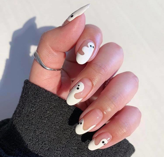 diy halloween nails everyone can recreate
