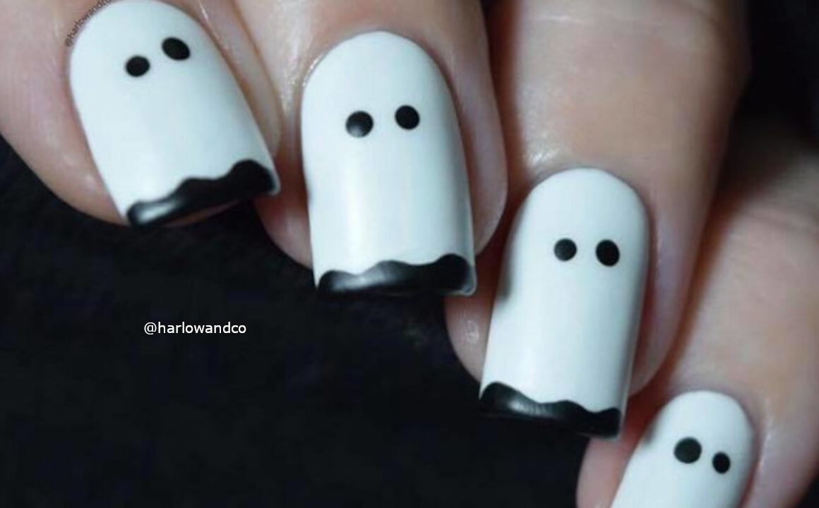 DIY Halloween Nails Everyone Can Recreate