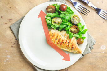 guide-to-intermittent-fasting-food-on-plate-like-clock